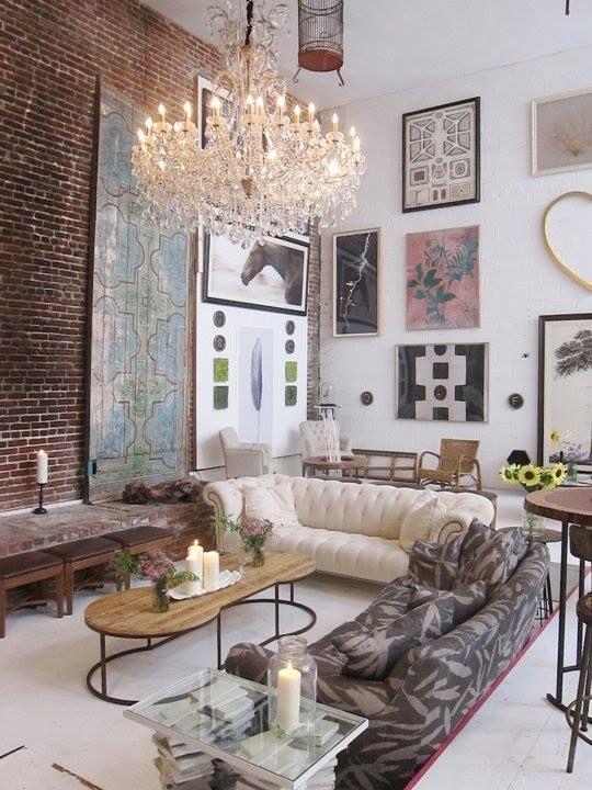 glamor living room 10