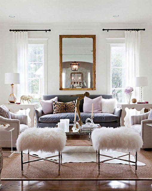 glamor living room 12