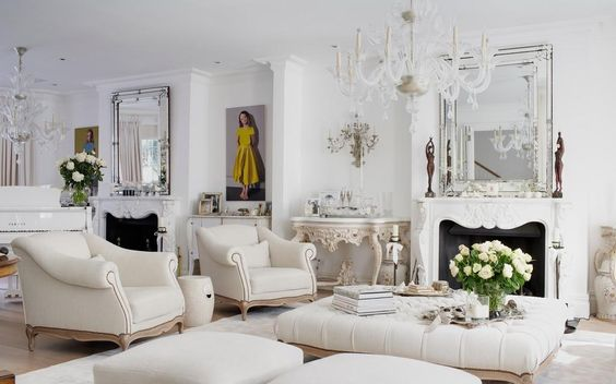 glamor living room 14