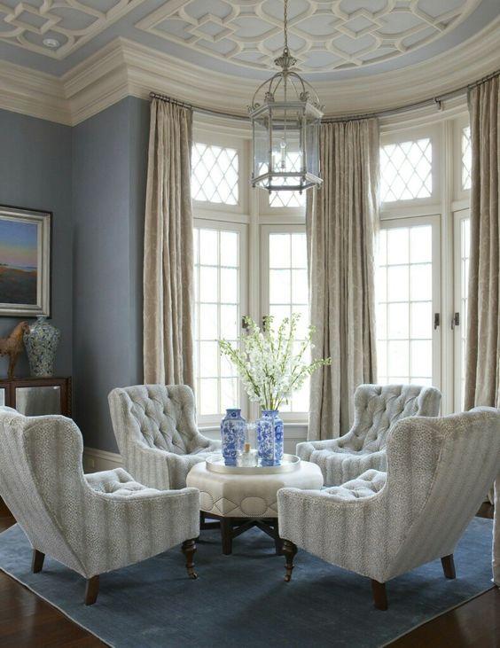 glamor living room 17