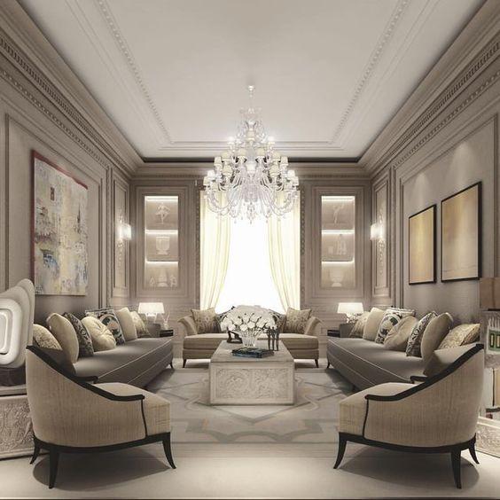 glamor living room 18