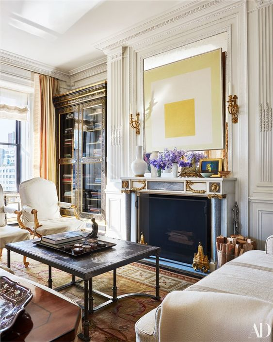 glamor living room 2