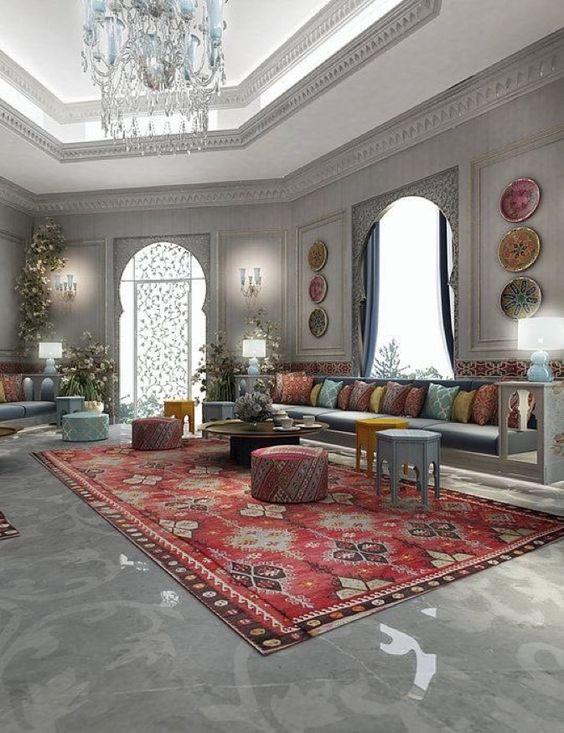 glamor living room 20