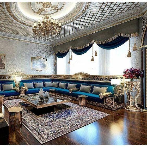 glamor living room 21