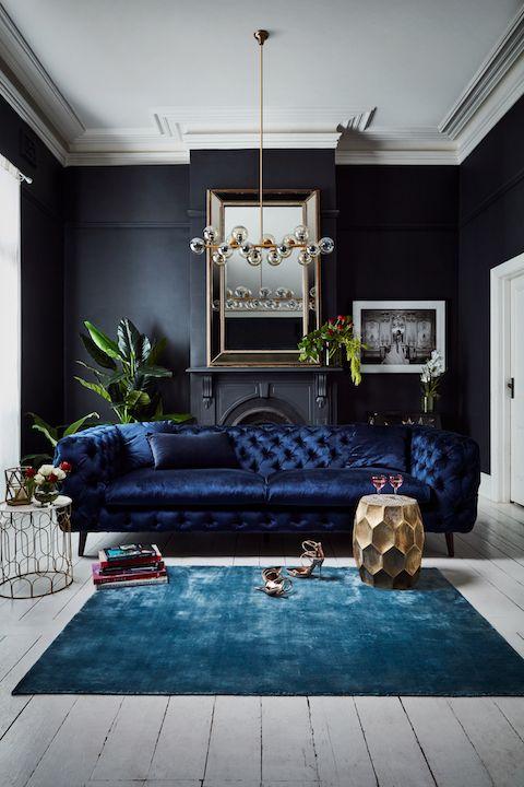 glamor living room 26