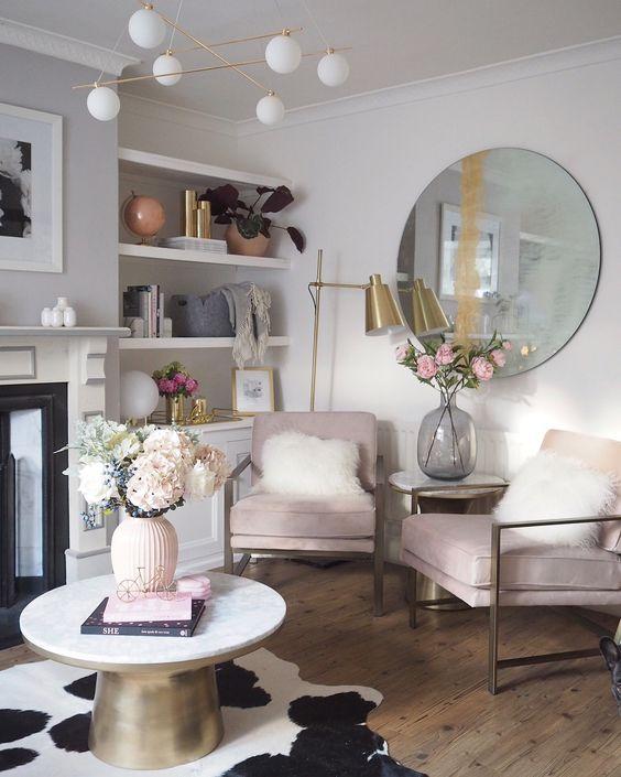 glamor living room 3