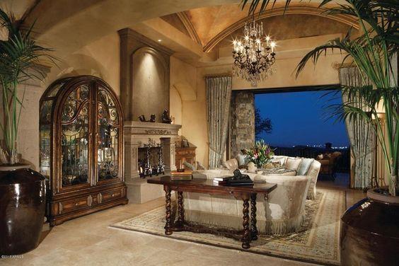 glamor living room 4