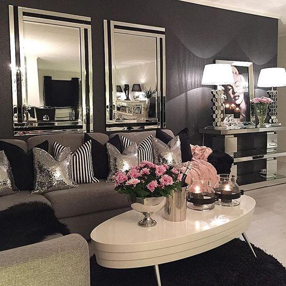 glamor living room 5