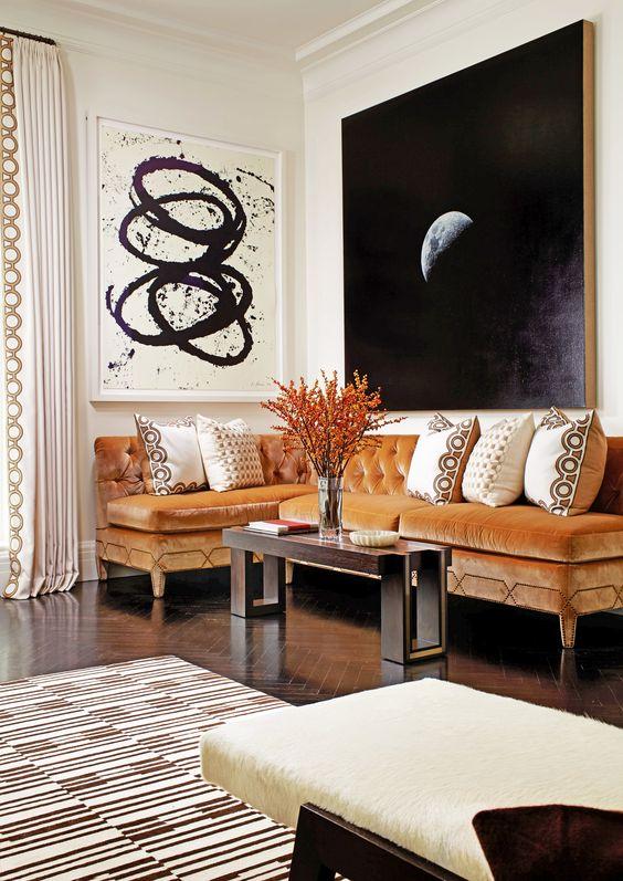 glamor living room 6