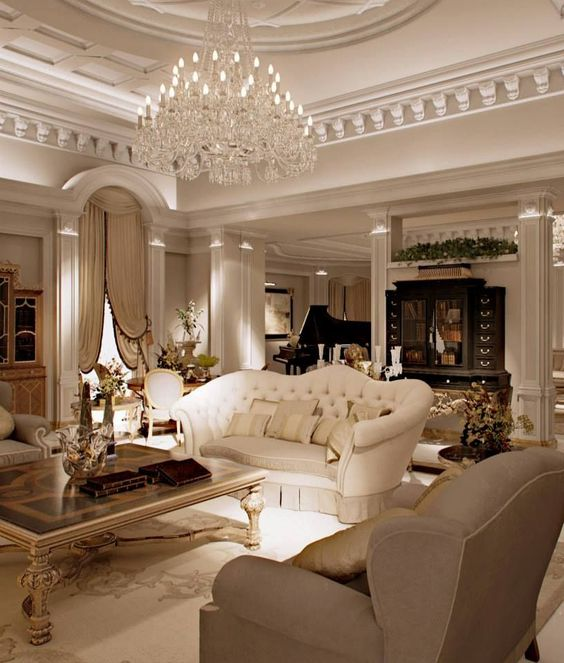 glamor living room 7