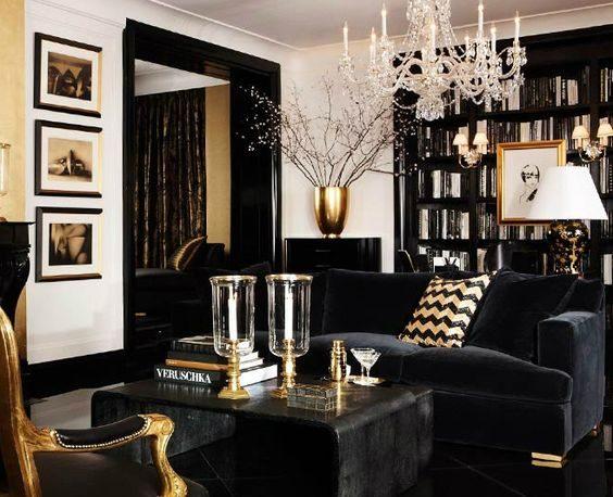 glamor living room 8