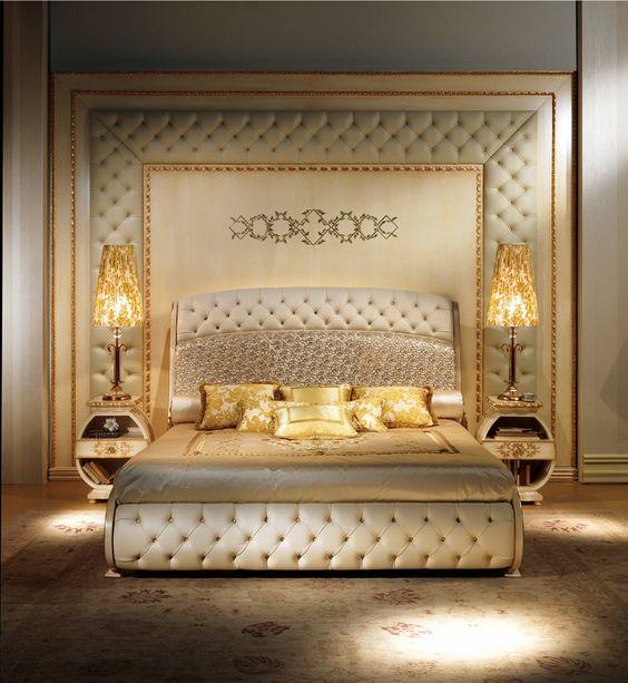 gold bedroom 10