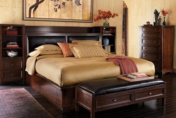gold bedroom 12