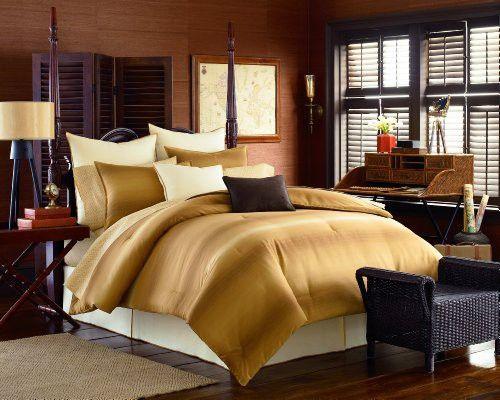 gold bedroom 13