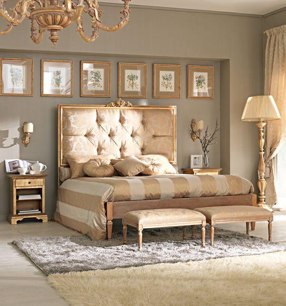 gold bedroom 14