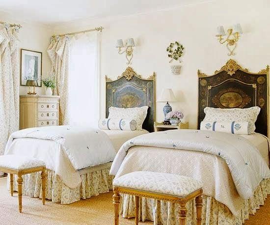 gold bedroom 17