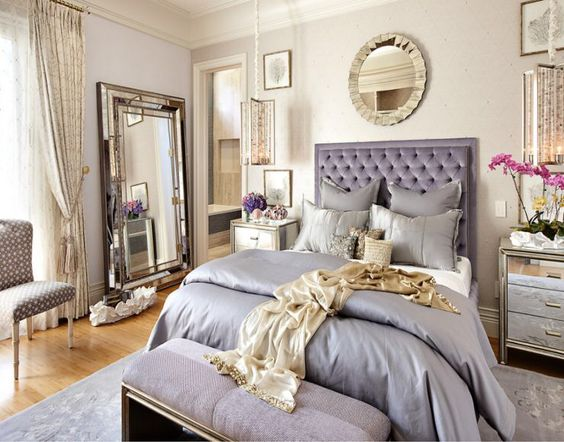 gold bedroom 18