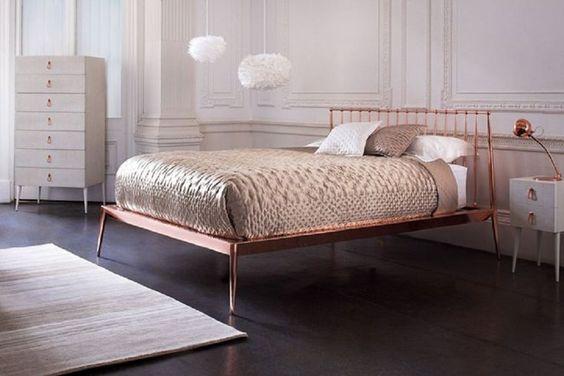 gold bedroom 22