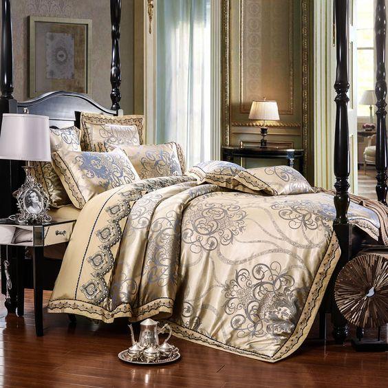 gold bedroom 26