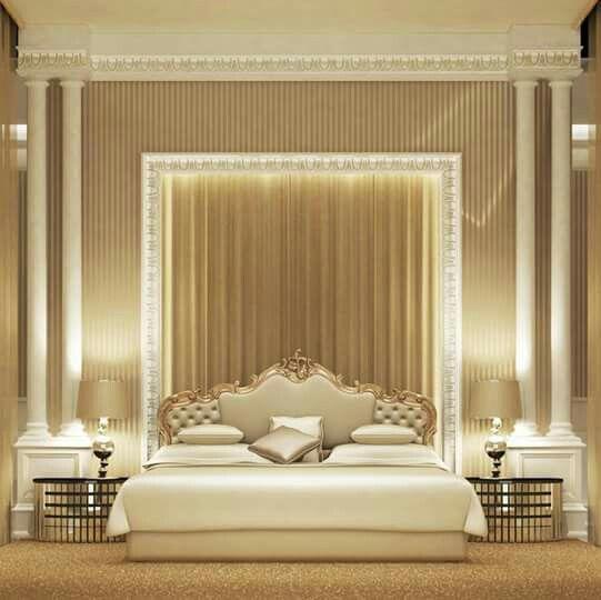 gold bedroom 5