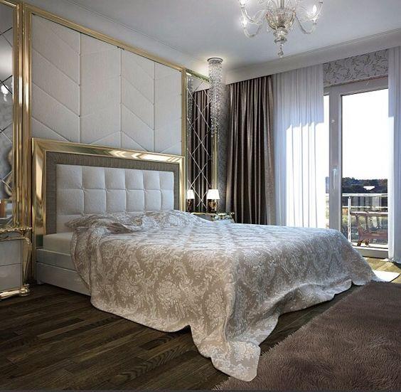 gold bedroom 7