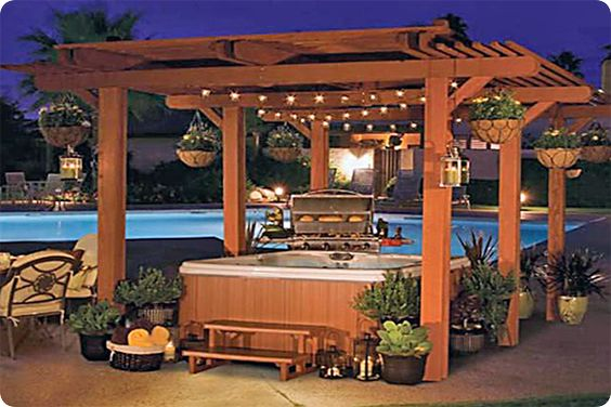 hot tub gazebo 12