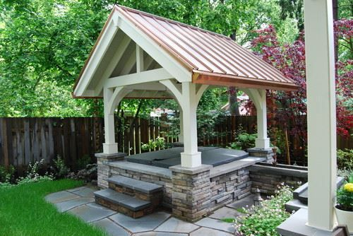 hot tub gazebo 15