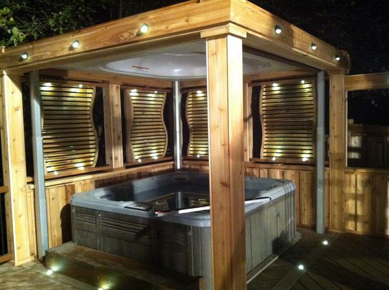 hot tub gazebo 16