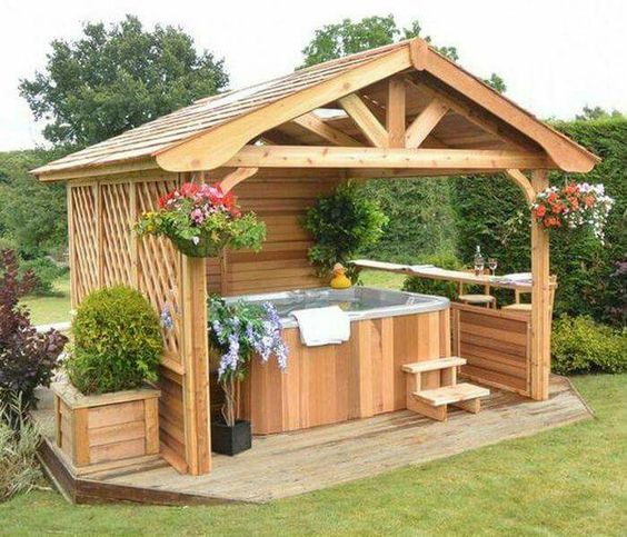 hot tub gazebo 17