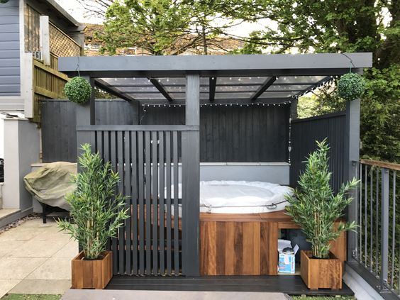 hot tub gazebo 18