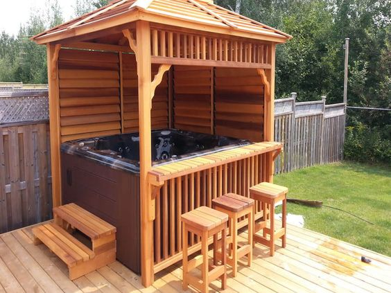 hot tub gazebo 19
