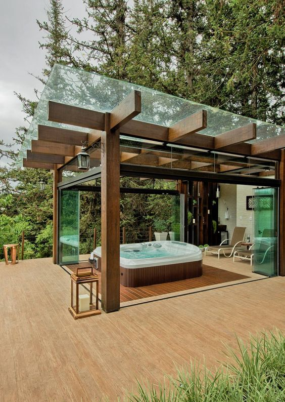 hot tub gazebo 2