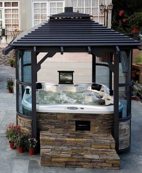 hot tub gazebo 23