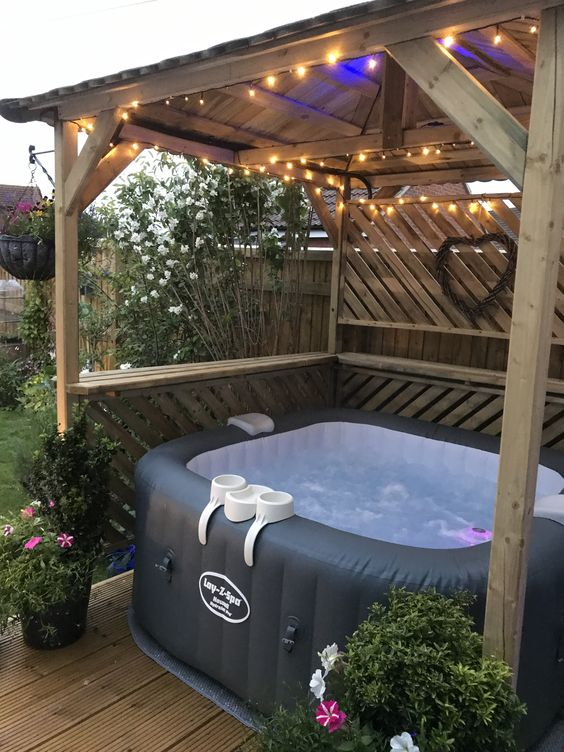 hot tub gazebo 24