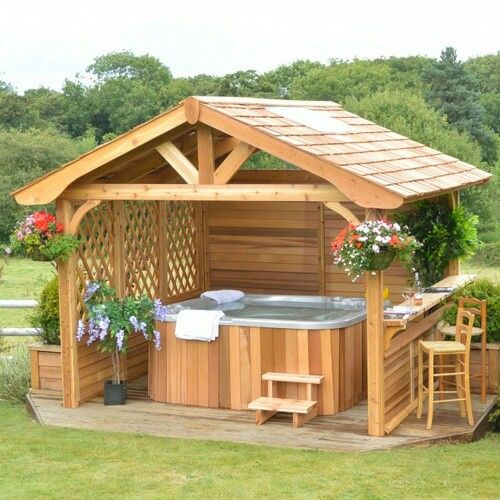 hot tub gazebo 25