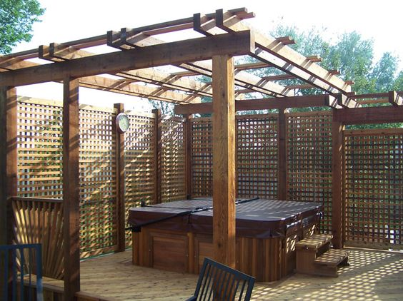 hot tub gazebo 4