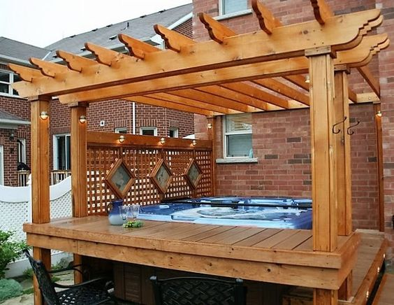 hot tub gazebo 7