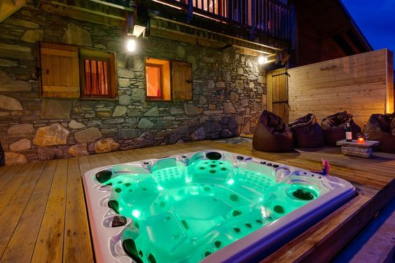 hot tub under deck 25