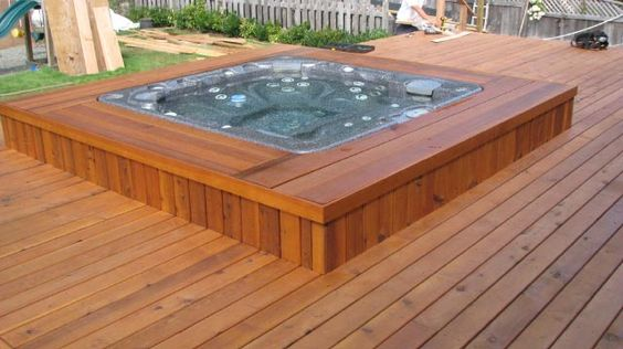hot tub under deck 3