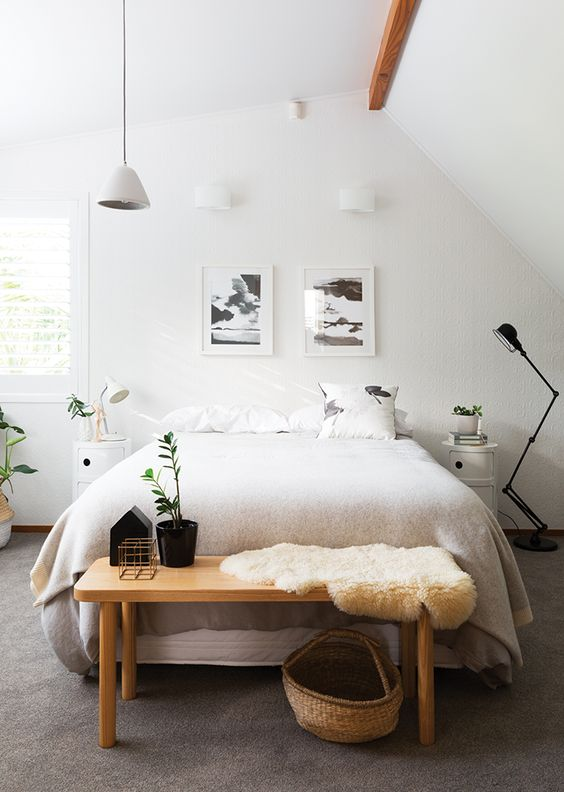 minimalist bedroom 10