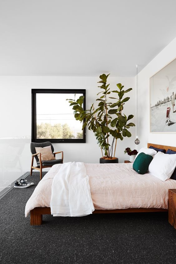 minimalist bedroom 11