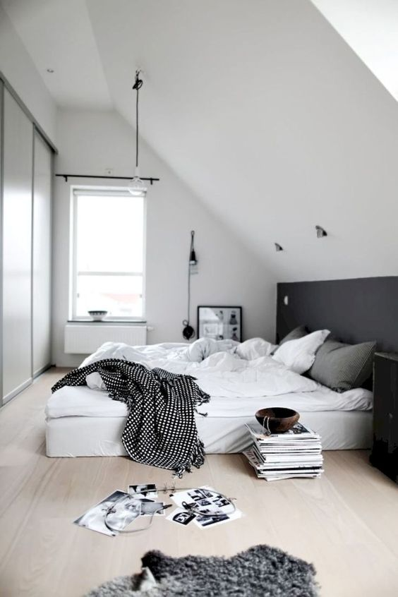 minimalist bedroom 19