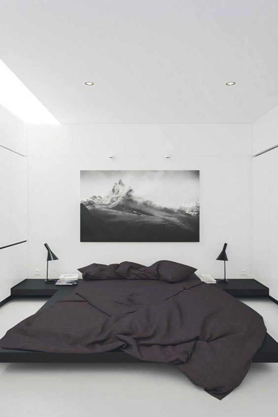 minimalist bedroom 21