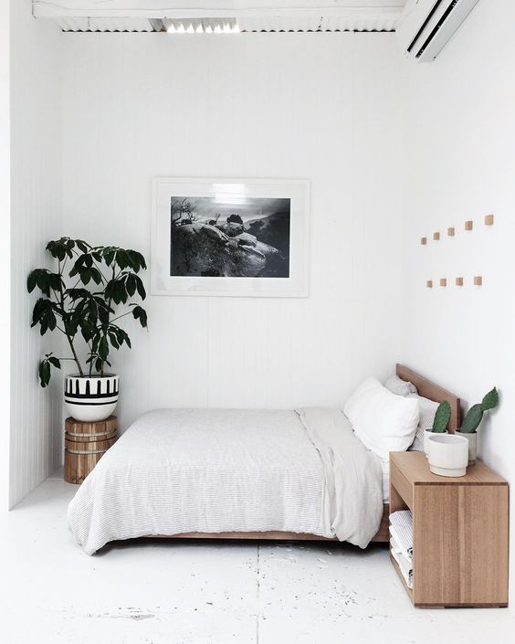 minimalist bedroom 6