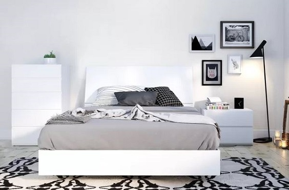 minimalist bedroom 7