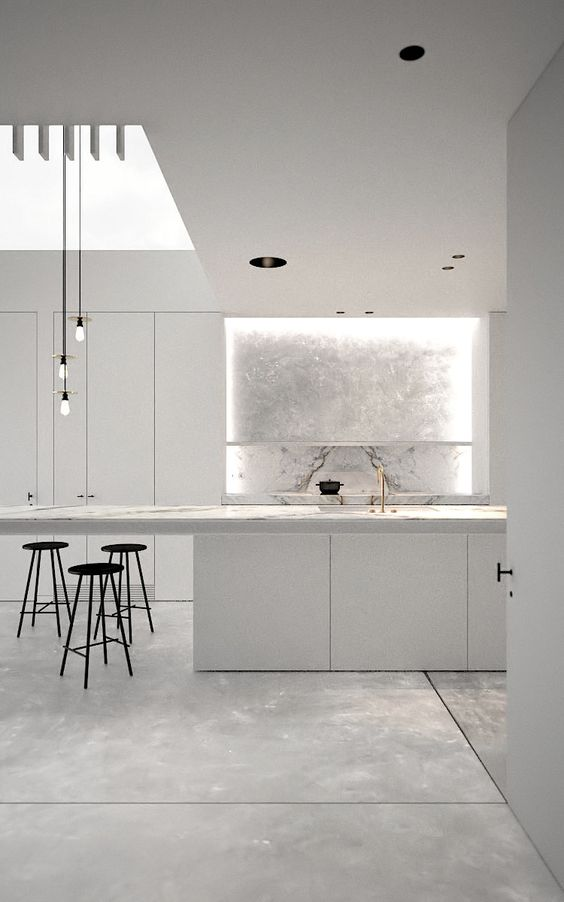 minimalist kitchen 15