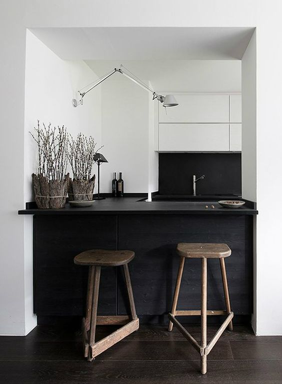 minimalist kitchen 17