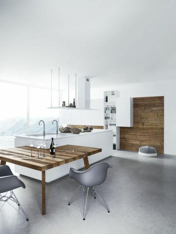 minimalist kitchen 21