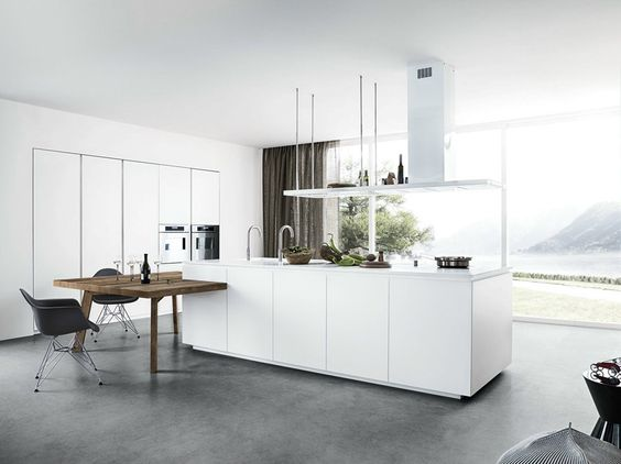 minimalist kitchen 22