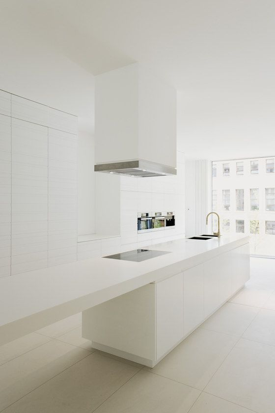 minimalist kitchen island 11